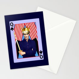 Claire - A Modern Lady Macbeth Stationery Cards