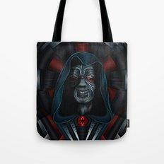 Star . Wars Galactic Empire - Darth Sidious / Emperor Palpatine Tote Bag