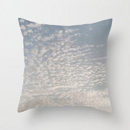 Cloudscape | Sunrise Cloudphotography Throw Pillow