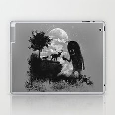 The Friendly Visitor Laptop & iPad Skin