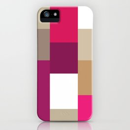 High End Color iPhone Case