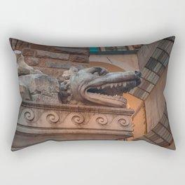The Dog Firenze Rectangular Pillow