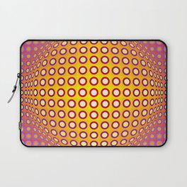 Vasarely style Laptop Sleeve