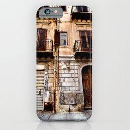 Abandoned Sound of Sicily iPhone Case