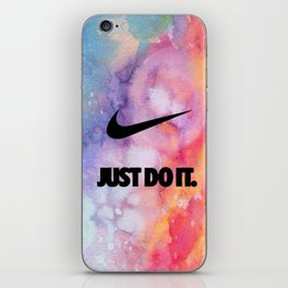 Nike's Just Do It iPhone Skin