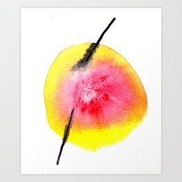 flower VII Art Print