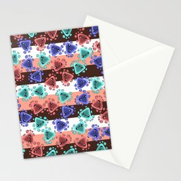 Ameba Blobs - Colorful Putty Stationery Cards