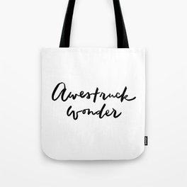 Awestruck Wonder Tote Bag