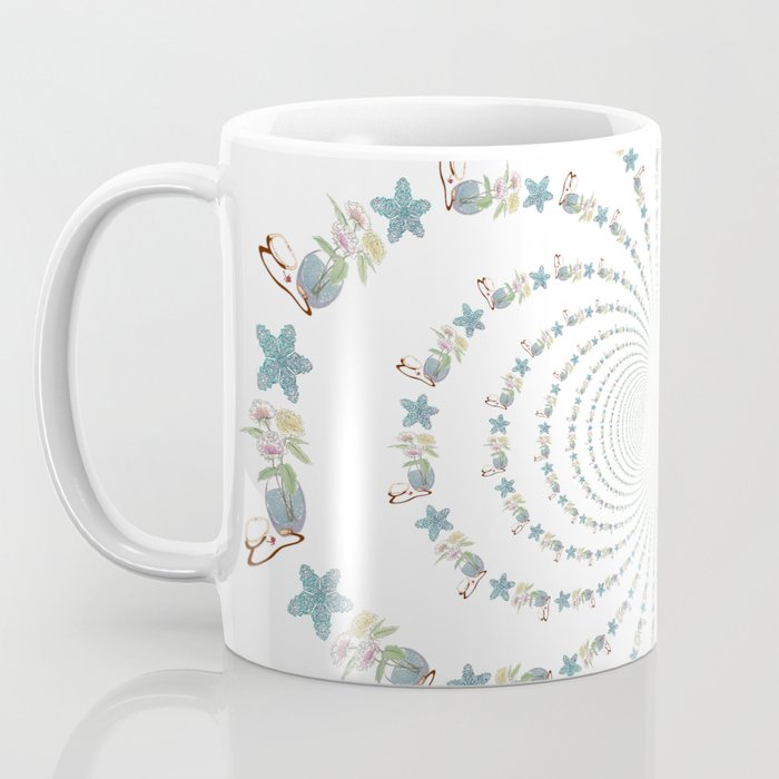 Sowmya's Peonies Coffee Mug
