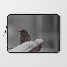 Sparrow & snow Laptop Sleeve