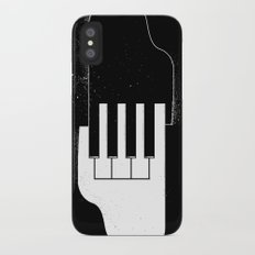 Music Hands iPhone X Slim Case