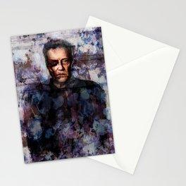 Christopher Walken Terminator Stationery Cards