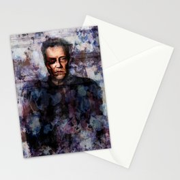 Christopher Walken Terminator Stationery Cards