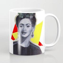 Las Flores en la Cabeza Coffee Mug