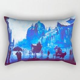 Old London Rectangular Pillow
