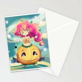 PumpQueen Stationery Cards