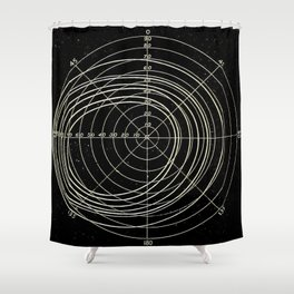 Graphics Shower Curtain