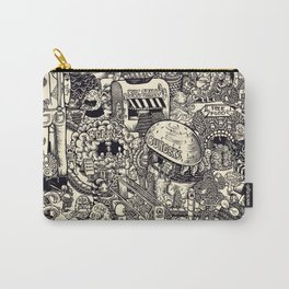 Monster Mart Carry-All Pouch