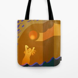 Golden Moments Tote Bag