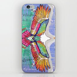 Flying Eagle iPhone Skin