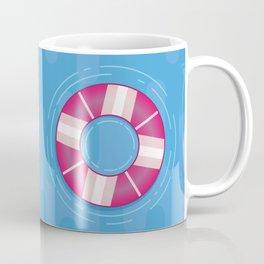 Floaty Coffee Mug