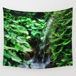 Dreamy Falls Wall Tapestry