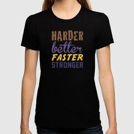Harder Better Faster Stronger T-shirt