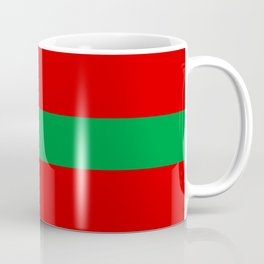 Transnistria Flag Coffee Mug