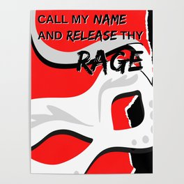 Release Thy Rage Poster