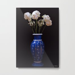 Withered Love Metal Print