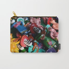Artisans in San Angel  Carry-All Pouch