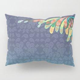 Motherly Love batik Pillow Sham