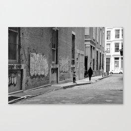 City Kid Canvas Print