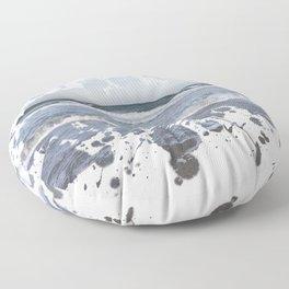 Sea Splash Floor Pillow