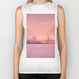 Sunsets Like These - New York City Biker Tank