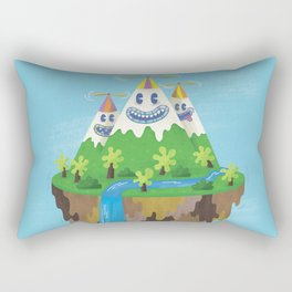 Flight of the Wild Rectangular Pillow