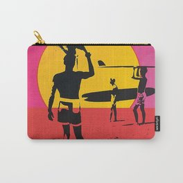 Endless Summer, 1966 Surf Sport Documentary Carry-All Pouch
