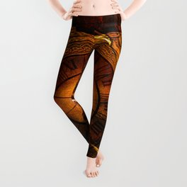 Awesome noble steampunk design Leggings