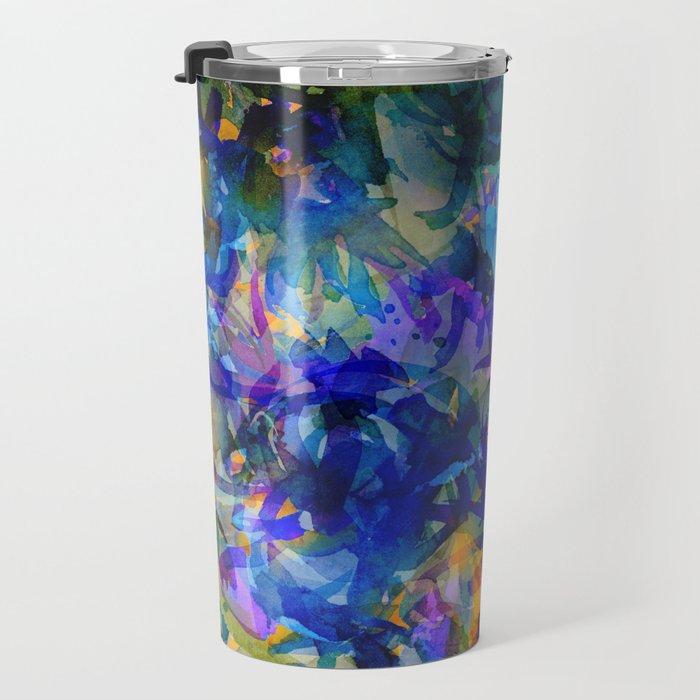 Pacific Kelp Forest Travel Mug