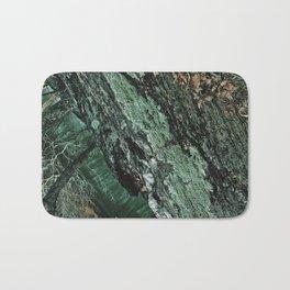 Forest Textures Bath Mat