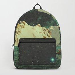 Floated with Nebula Backpack