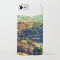 trout iPhone & iPod Cases featuring Trout Lake by Lindsay Isenhour