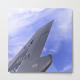 Conner F-106 Delta Dart Aircraft U.S. Air Force Metal Print