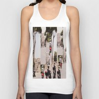 roman Tank Tops featuring Roman Traffic by Eva Lesko