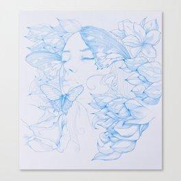 Florisa Canvas Print