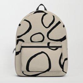 Daisy Circles Backpack