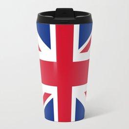 Flag of the United Kingdom Metal Travel Mug