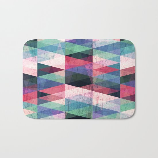 Graffiti Bath Mat
