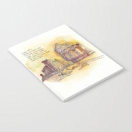 Builders - Psalm 127:1 Notebook
