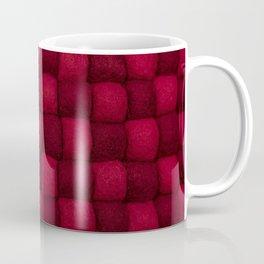 The world of wool - red and wine Coffee Mug